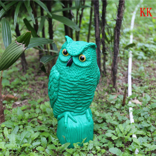 product-OSGOODWAY plastic best seller garden ornaments owls night owl sculpture for outdoor decorati-1