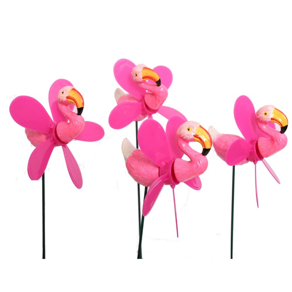 product-Osgoodway-Osgoodway8 KM_16170013 Low Price garden ornament Decking Colorful Flamingo lawn or
