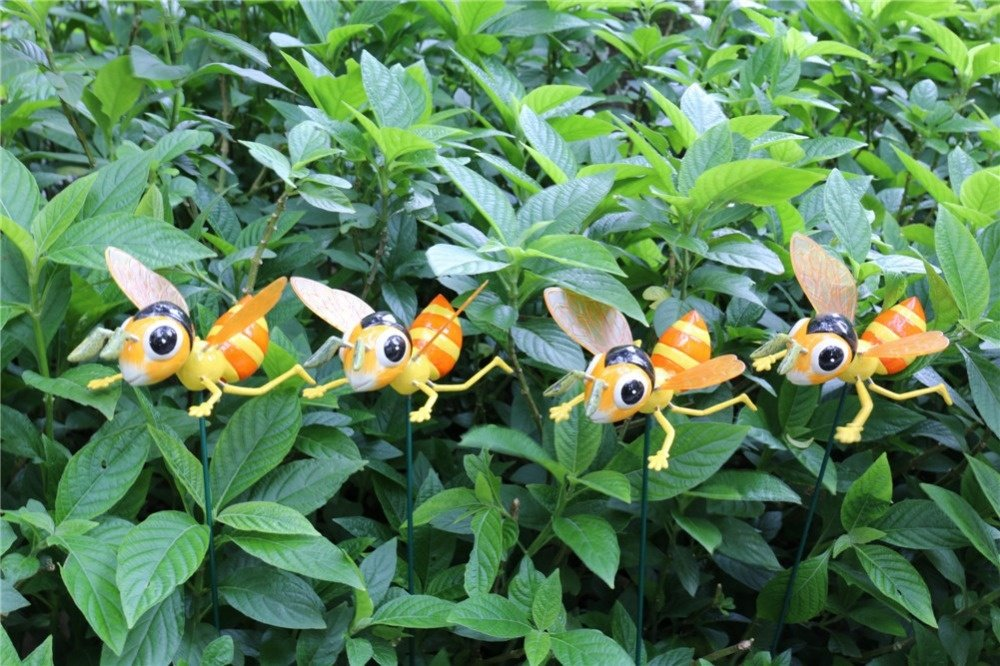product-Osgoodway-Osgoodway8 KM_15170004 Professional low price garden ornaments Ant pick for flower