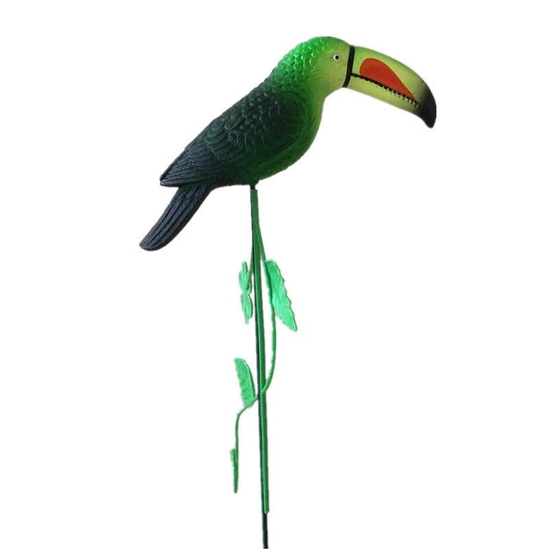 product-Osgoodway-Osgoodway China Wholesale High Quality Small Toucan Bird Metal Garden Ornament Hyl
