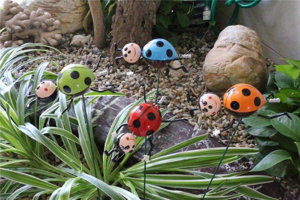 product-Osgoodway ProfessionalGarden Ornaments PlasticAnt Deco Sticks Garden decorative items-Osgood-1