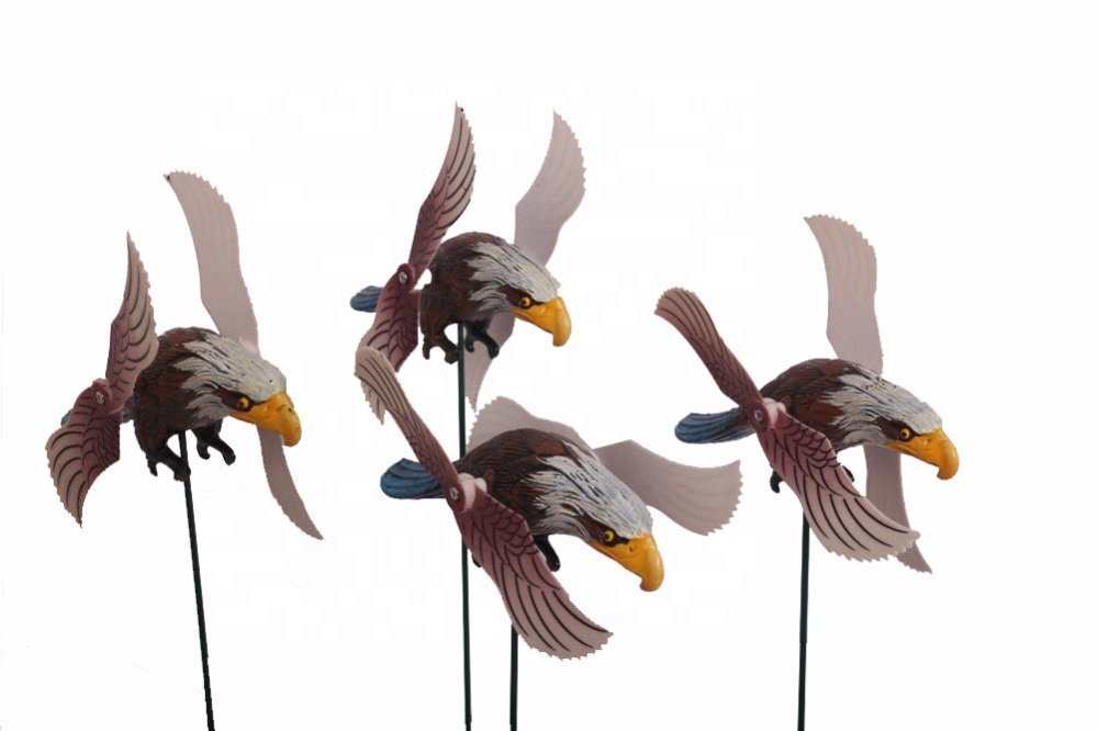 product-Osgoodway8 KM_15171006 New Arrival Factory Price Plastic Eagle Fun for Garden decoration-Osg-1