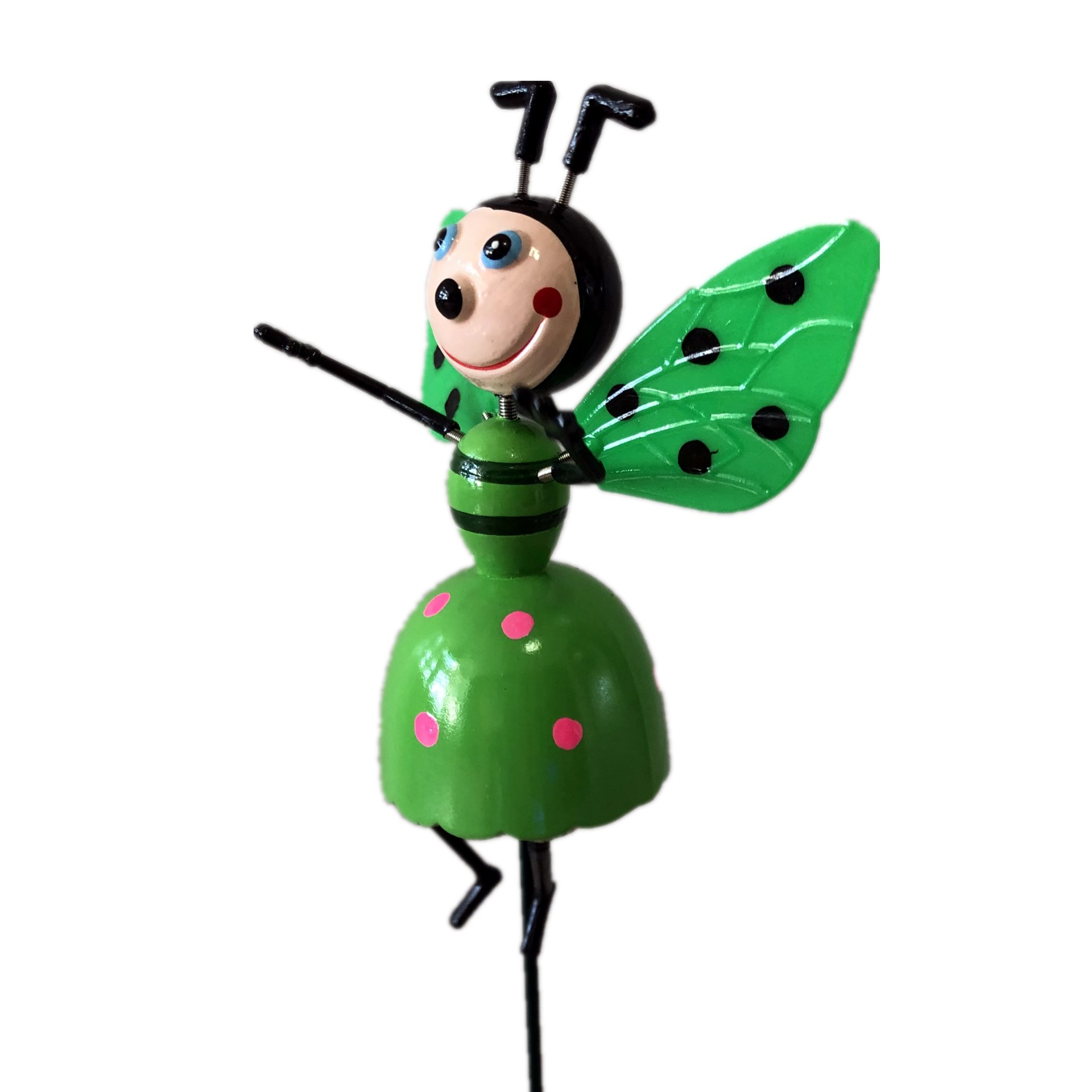 product-Osgoodway 2020 New Hot Selling Wholesale Ladybird Fairy Garden Ornaments for 4 Colors-Osgood-1