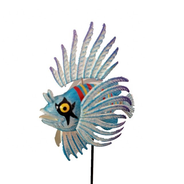 Osgoodway Hot Sale Wholesale Lifelike Snailfish funny animal garden ornament outdoor for yard decorations
