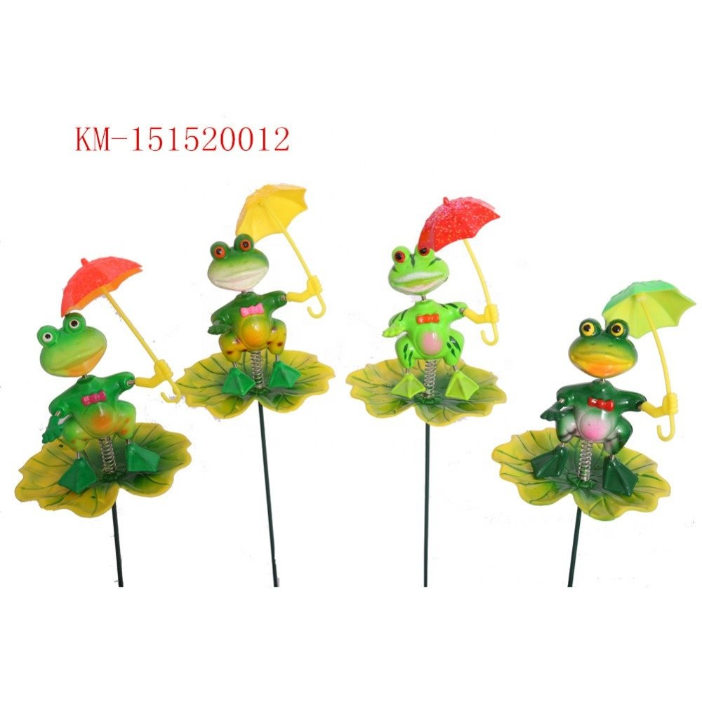 Osgoodway8 Professional wholesale with great price Plastic stakes garden decor decoration