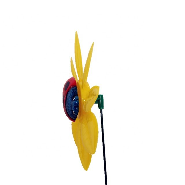 product-Osgoodway-Osgoodway Newest kid products Garden Plastic flower model multicolor flower windmi