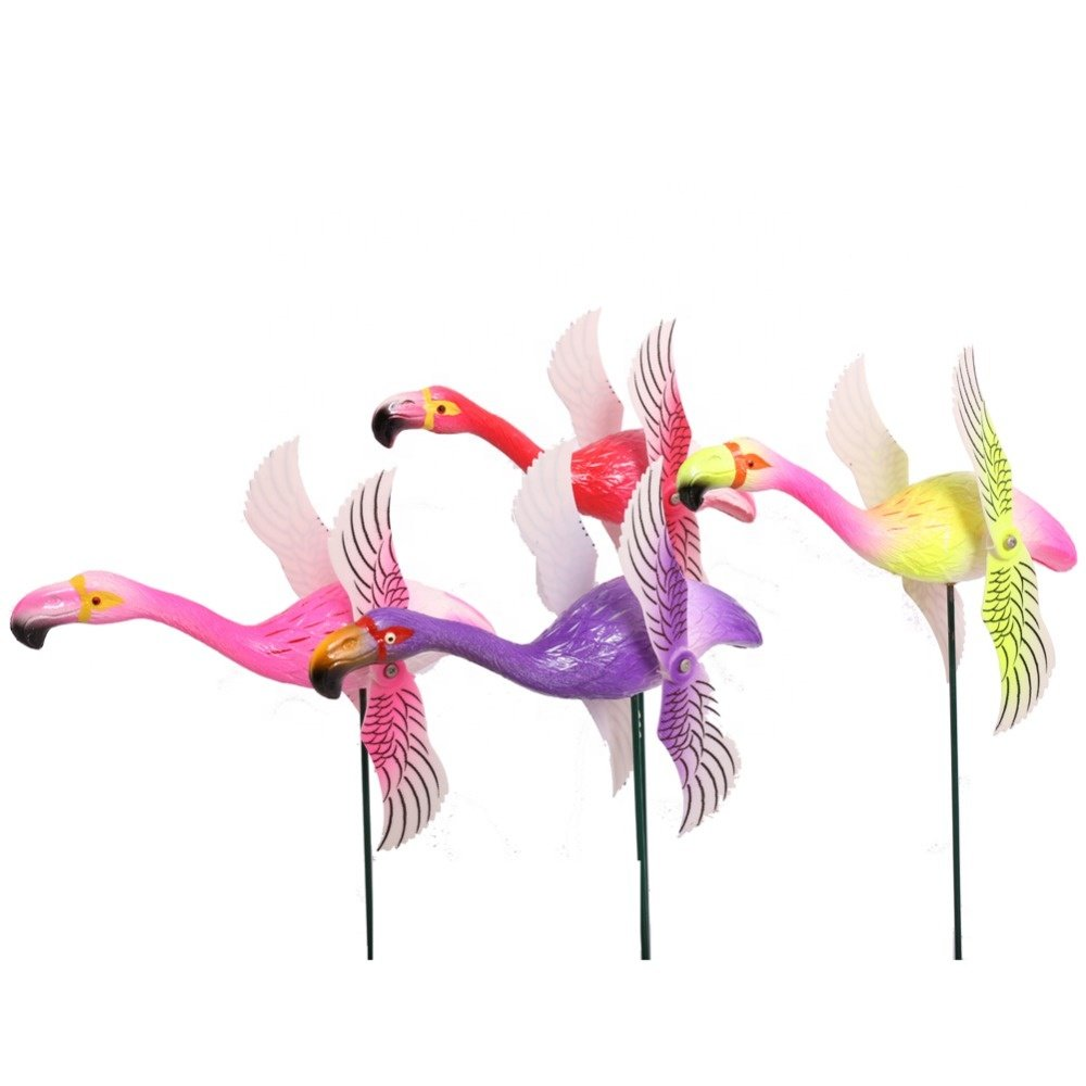 Osgoodway8 KM_151520005 Wholesale china factory direct sale plastic garden decorative flamingo fun