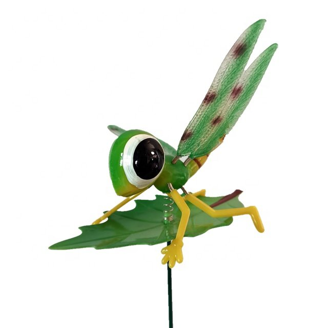 product-Osgoodway-Osgoodway China Wholesale Multicolor Lifelike Dragonfly funny animal Garden Decor