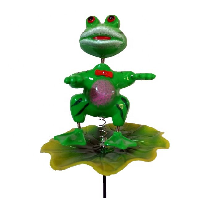 product-Osgoodway-Osgoodway New Products cute Frog Toy funny animal garden decor outdoor for yard or