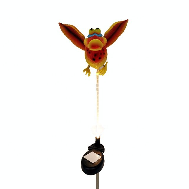 product-Osgoodway-Osgoodway New Products ECO Plastic Garden Solar stake Light Toucan animal Garden O