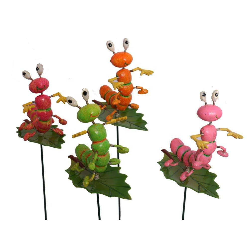 Osgoodway8 KM_161710001 Low Price Factory Direct Sale Garden decoration Insect Pick's & Stakes For Yard Landscaping