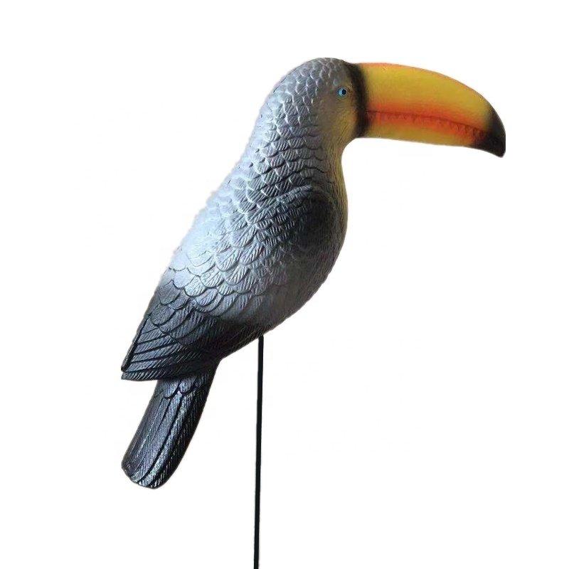 product-Osgoodway China Factory Wholesale Hylaea Animal Decor Toucan Bird Funny Garden Ornament-Osgo-1
