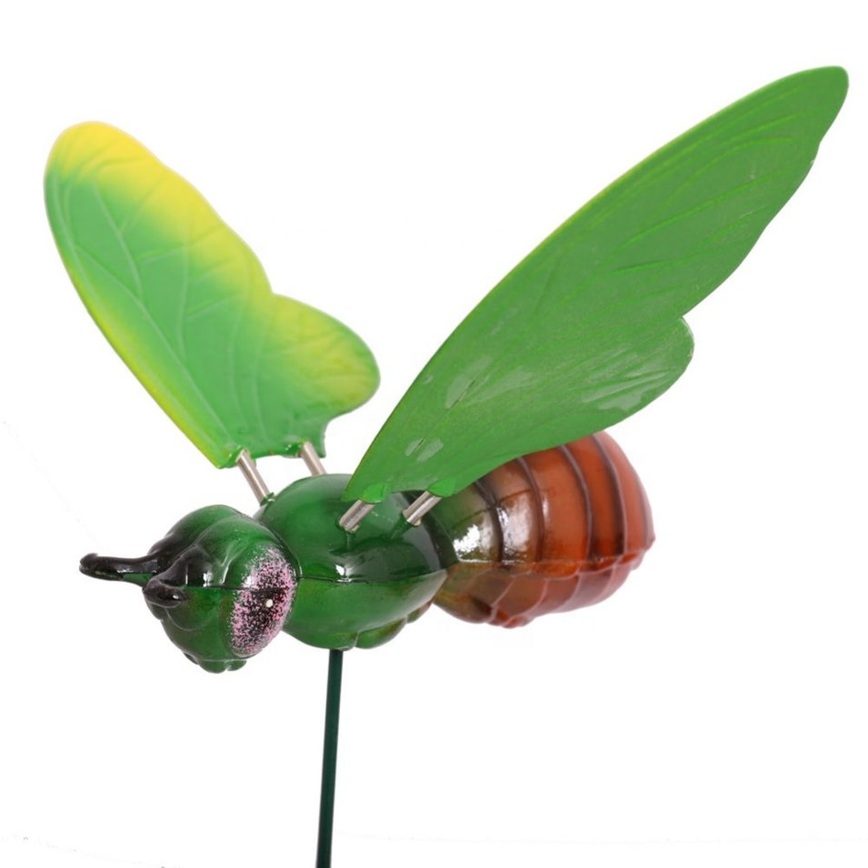 Osgoodway8 KM_17003 Hot Selling Factory Price Plastic Garden Ornament Insect pick's for Spring