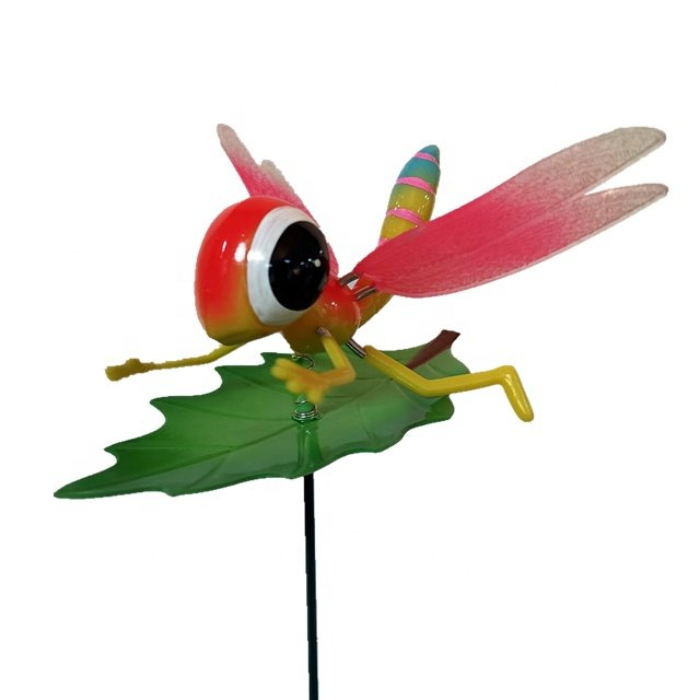product-Osgoodway China Wholesale Multicolor Lifelike Dragonfly funny animal Garden Decor outdoor fo-1