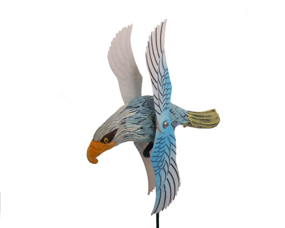 Osgoodway8 KM_15171006 New Arrival!!! Factory Price Plastic Eagle Fun for Garden decoration