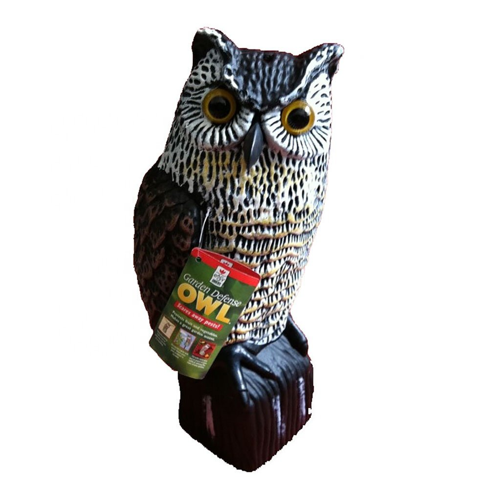 product-OSGOODWAY Decorative Hot sell durable plastic birds garden ornament owl-Osgoodway-img-1
