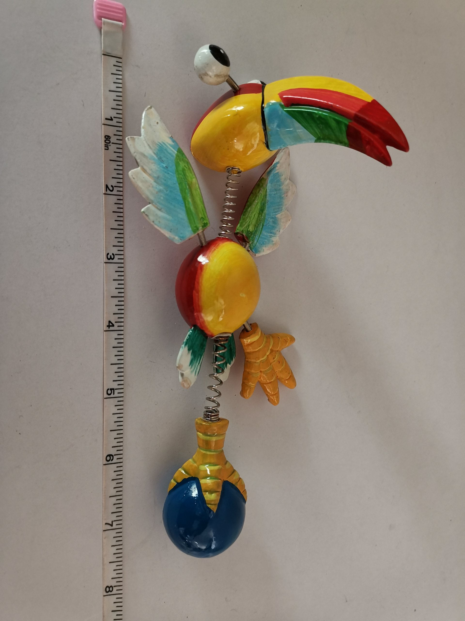 product-Osgoodway-Osgoodway Wholesale High Quality Toy decor cute Parrot animal Garden ornament outd
