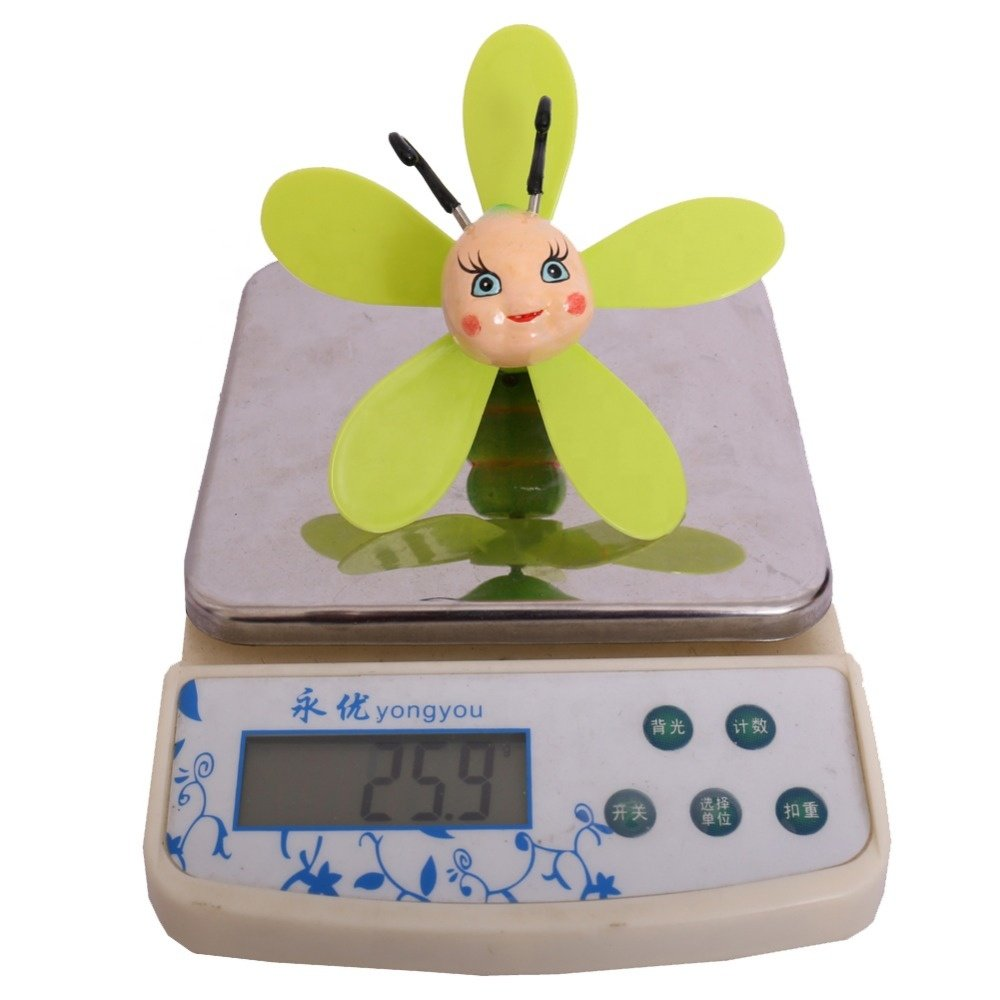 product-Osgoodway8 KM_17001 New Arrival Cheaper Garden Decoration Wind-spinner Insect stakes for yar-1