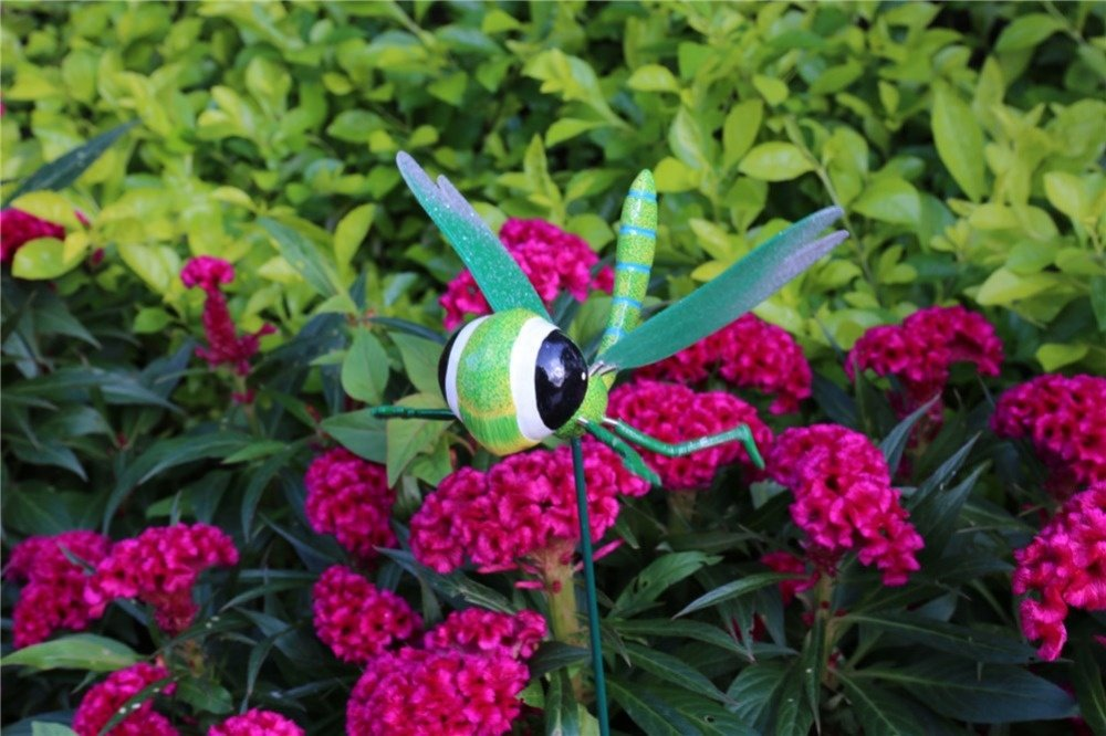 product-Osgoodway-Osgoodway8 KM_161710005 Free Sample Plastic Garden Picks dragonfly wings Moving In