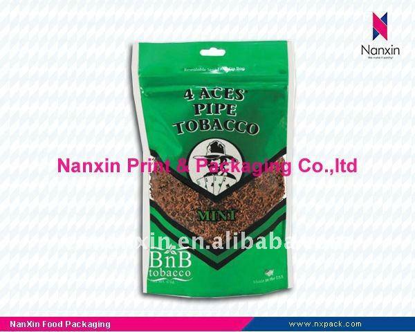 ziplock bag for tobacco