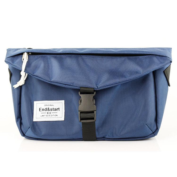 Osgoodway Cycling Bag Travel Crossbody Shoulder Bag Waterproof Shoulder Messenger Bag for Men