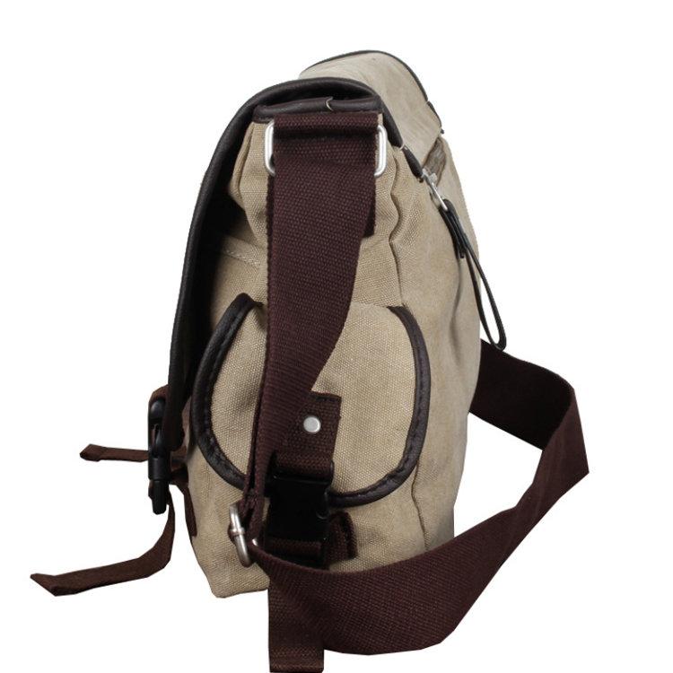 product-Osgoodway-Osgoodway Wholesale Shoulder Travel School Bag Mens Vintage Sport Canvas Messenger