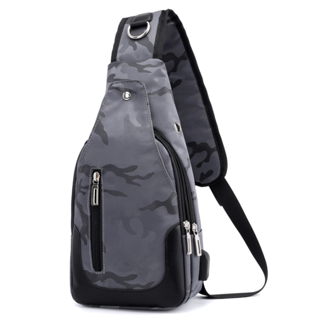 product-Osgoodway Waterproof Durable Chest Shoulder Lightweight Crossbody Outdoor Hiking Bag Backpac-1