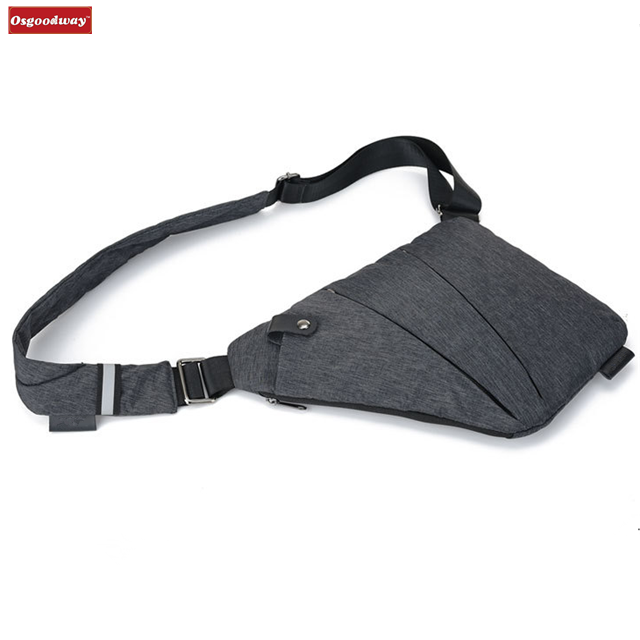 product-Osgoodway-Osgoodway Multipurpose Anti-theft Crossbody Sling Chest Bag Mens Business Crossbod