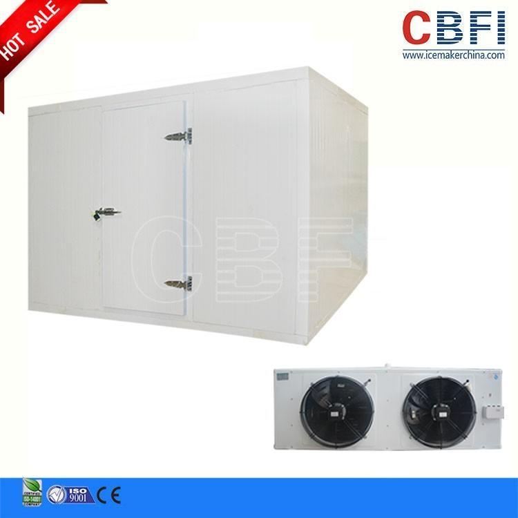 Seafood freezer room price with PU insulation panel