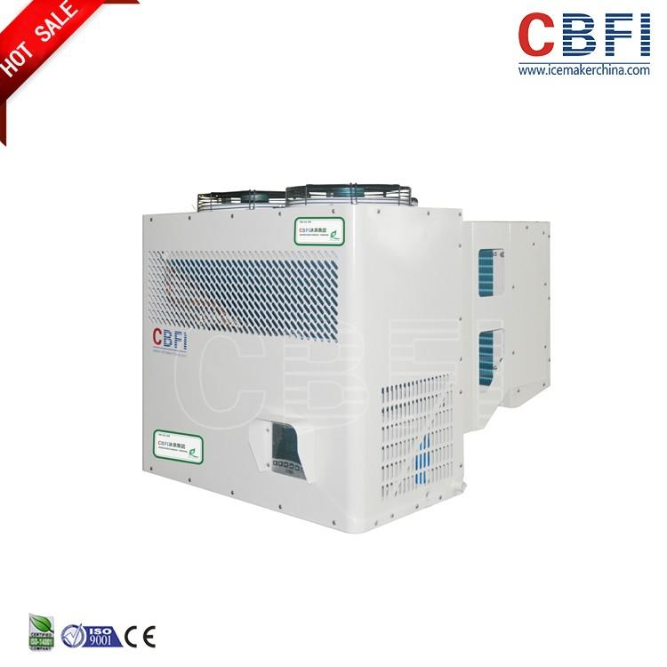 Commerical cold storage equipment with air cooler system to store meat