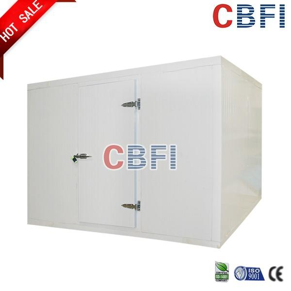 CBFI Fish Processing Cold Storage Room For Shrimp Chicken cold chamber