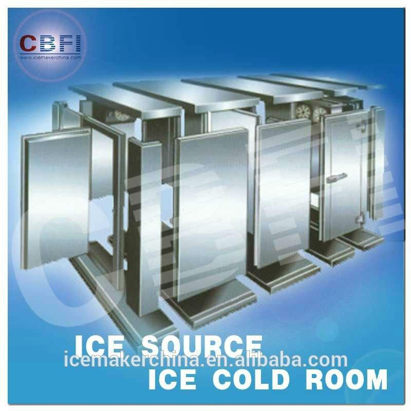 40 feet container cold room for fish, meat, chicken, fruits, seafood