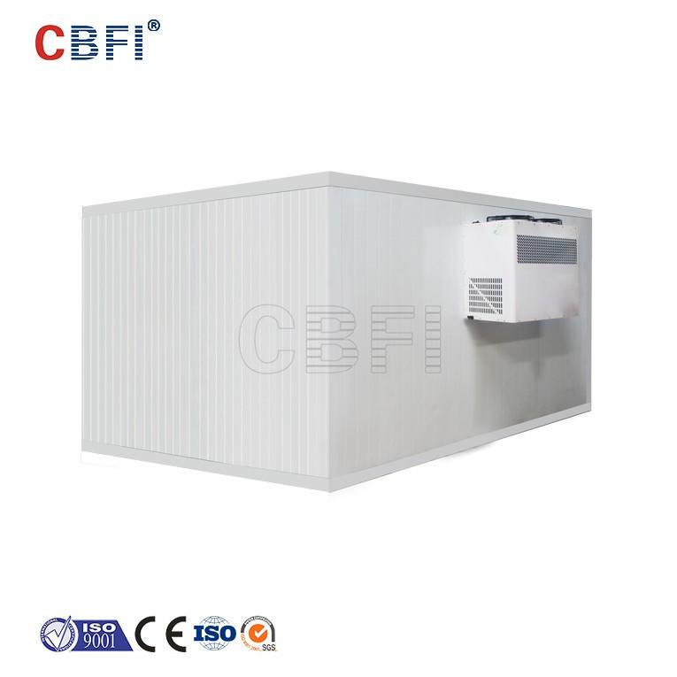 Cold Room / Freezer Room, restaurant cold room, PU panel and Germany compressor