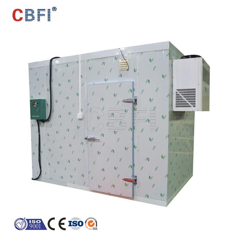 Monoblock Refrigeration Unit for Mini Cold room store meat fish vegetable