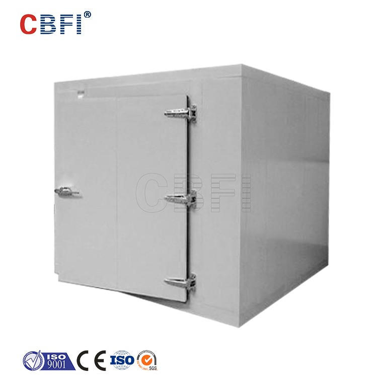 Meat/Fish/Vegetable cold storage with Bitzer compressor and PU panels