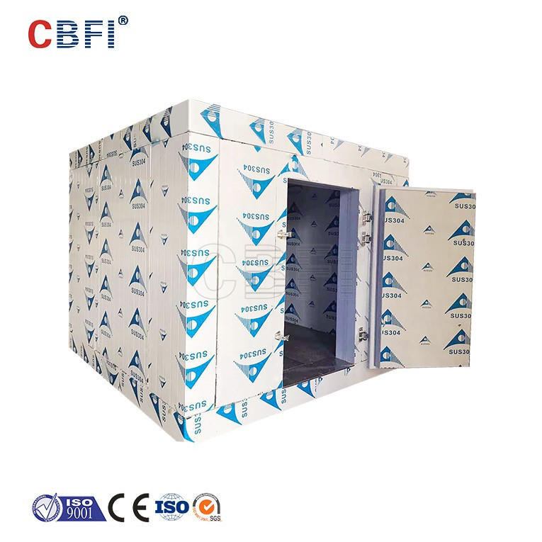 Commercial used Cold Storage to refrigerated trucks for sale