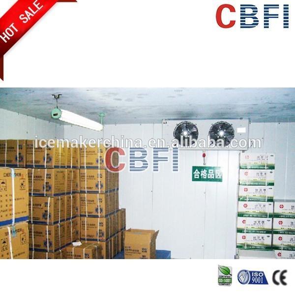 5 ton walk in cold storage room for Meat chicken fish storage
