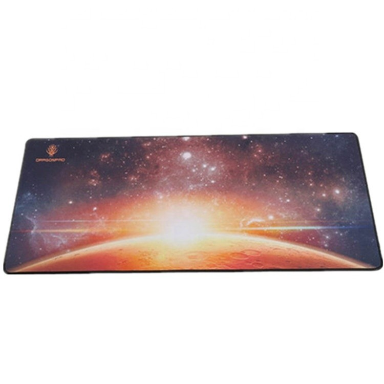 Super Professional Speed and Control Cloth Rubber Mouse Pad Custom Print Mouse Pad