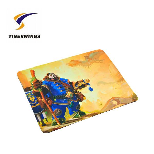 Hot selling Tigerwings mickey mouse rubber mouse pad for haierr laptop