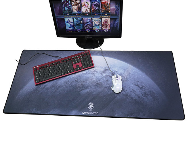Tigerwingspad pc computer accessories printed gaming mouse pads