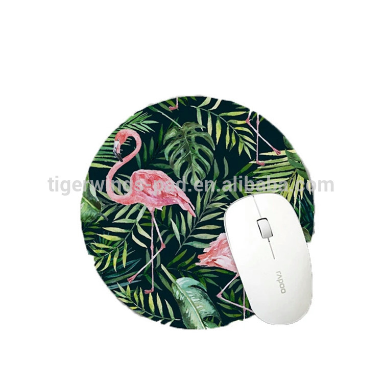 Tigerwingspad extended non slip earthquake-proof rubber mouse pad