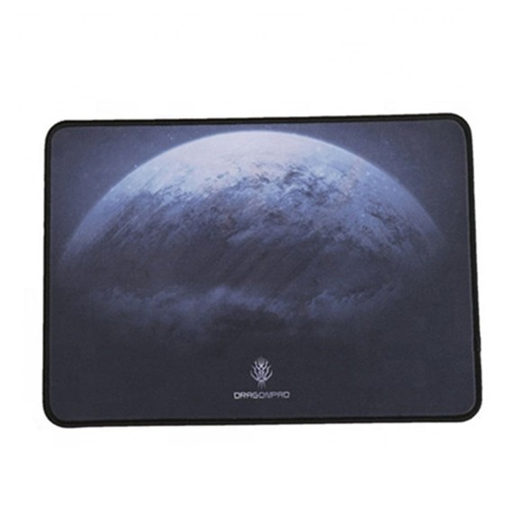 Tigerwingspad fabric surface rubber glow mouse pad for gaming