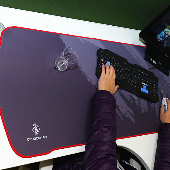 Tigerwings sale best environmentally friendly recycle large custom mouse pads for gaming
