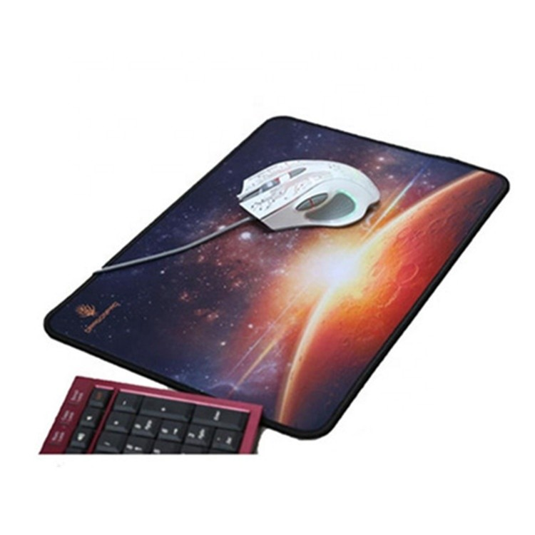 Tigerwings hard top silicone wholesale computer mouse mat