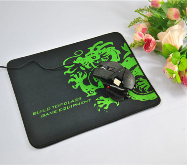 Tigerwingspad 2018 best buy professional medium sized natural rubber custom mouse pad for ipad