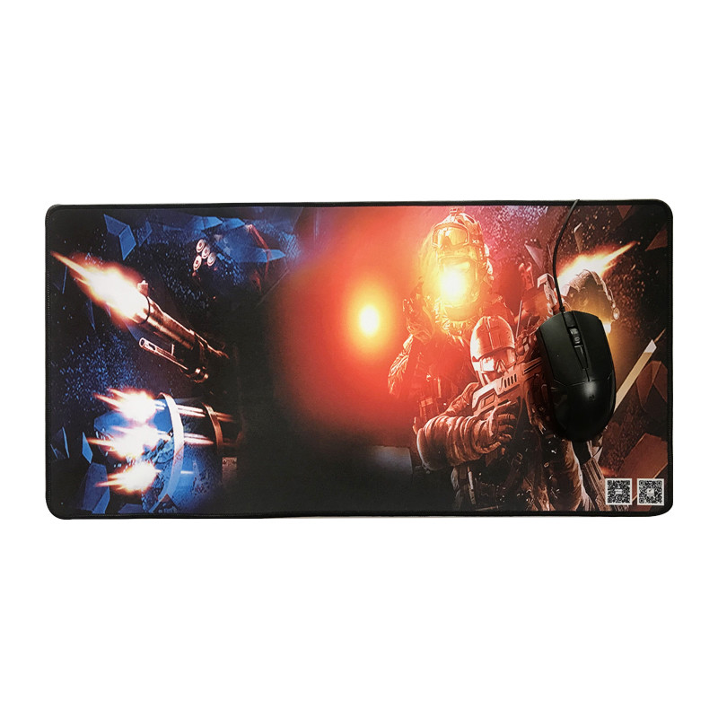 Tigerwingsblank mouse pads wholesale with computer large gaming mouse pad