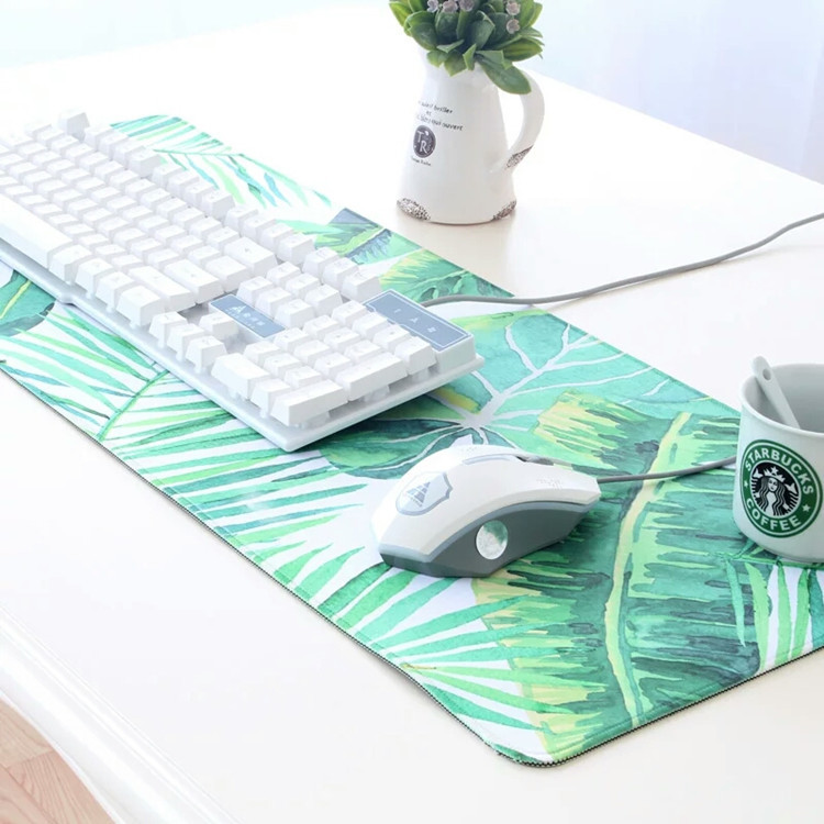 Tigerwingspad best cheap unique cloth extra long rubber gamer mouse pad for printing