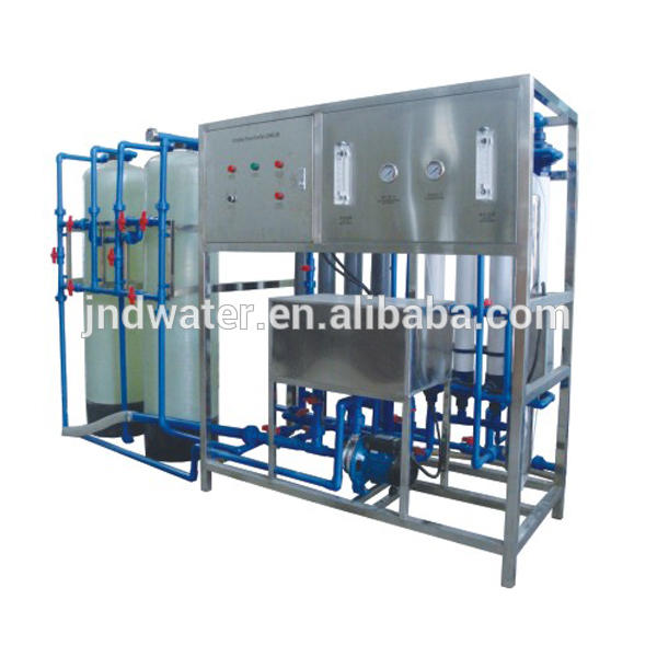Output 1000 LPH CE Standard Water Filter Machine