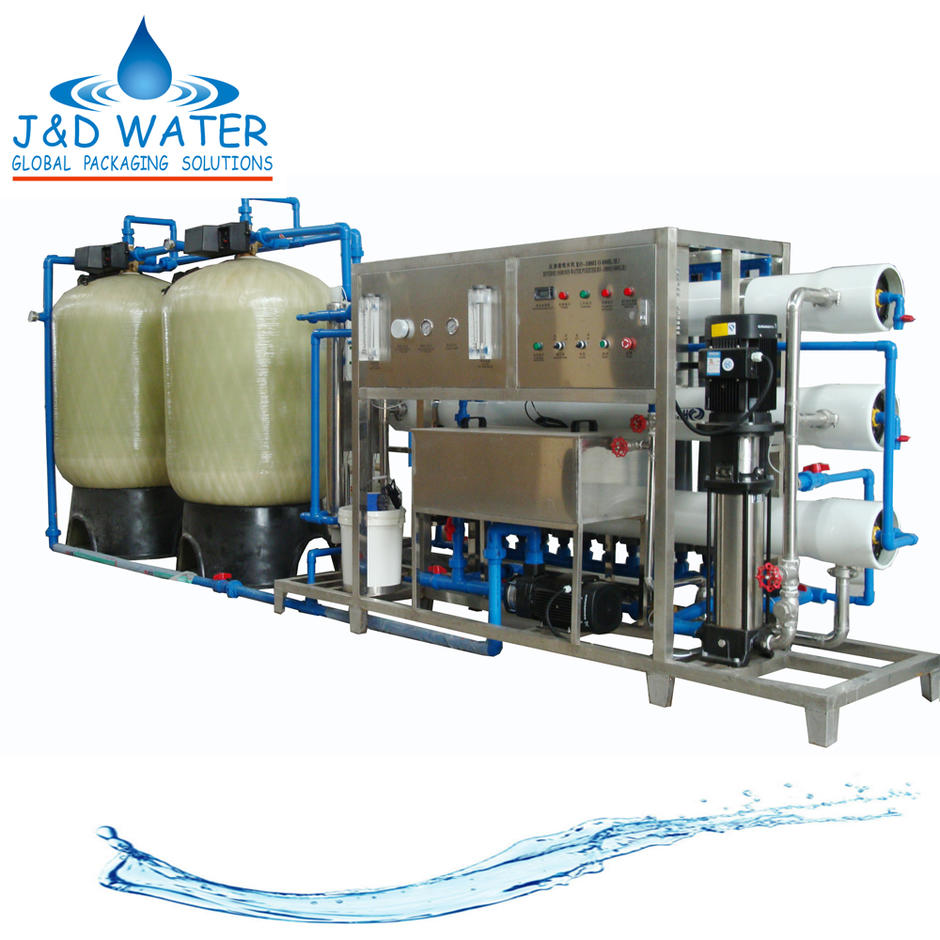 RO System Pure Water Treatment Equipment