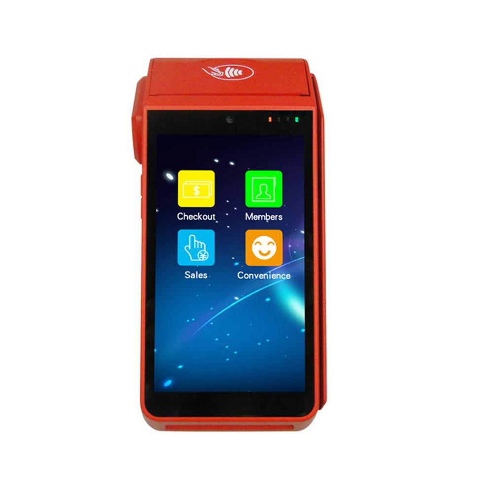 Free SDK Bluetooth Printer Android Portable Mini Mobile POS Printer For Retail